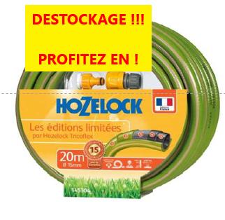 Vente Destockage Tuyau Darrosage Edition Limite
